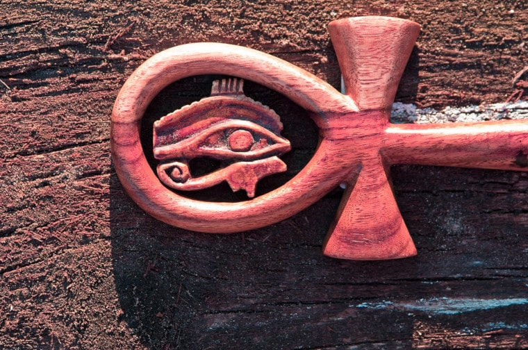 Najpopularniejsze amulety egipskie